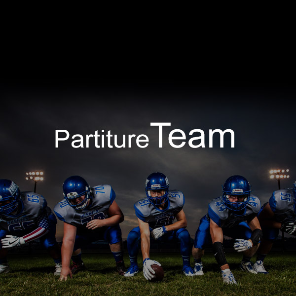 Partiture Team